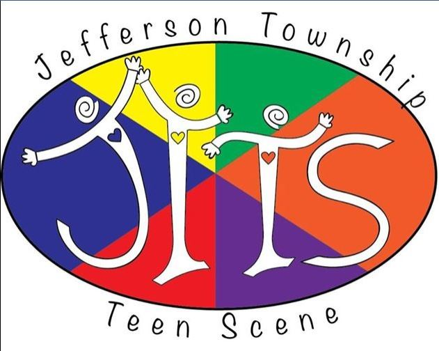 Jefferson Township Teen Scene Logo