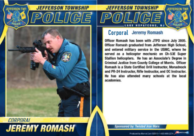 59Police Officer Jeremy Romash
