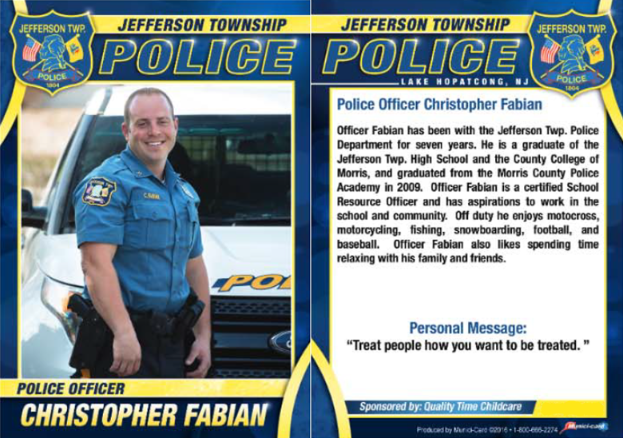 63Police Officer Christopher Fabian