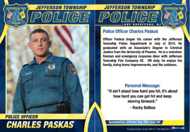 68Police Officer Charles Paskas