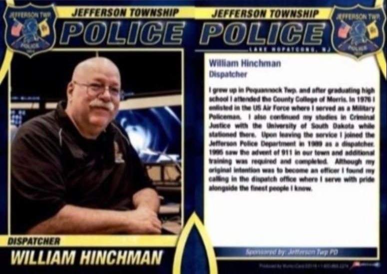 WILLIAM HINCHMAN
