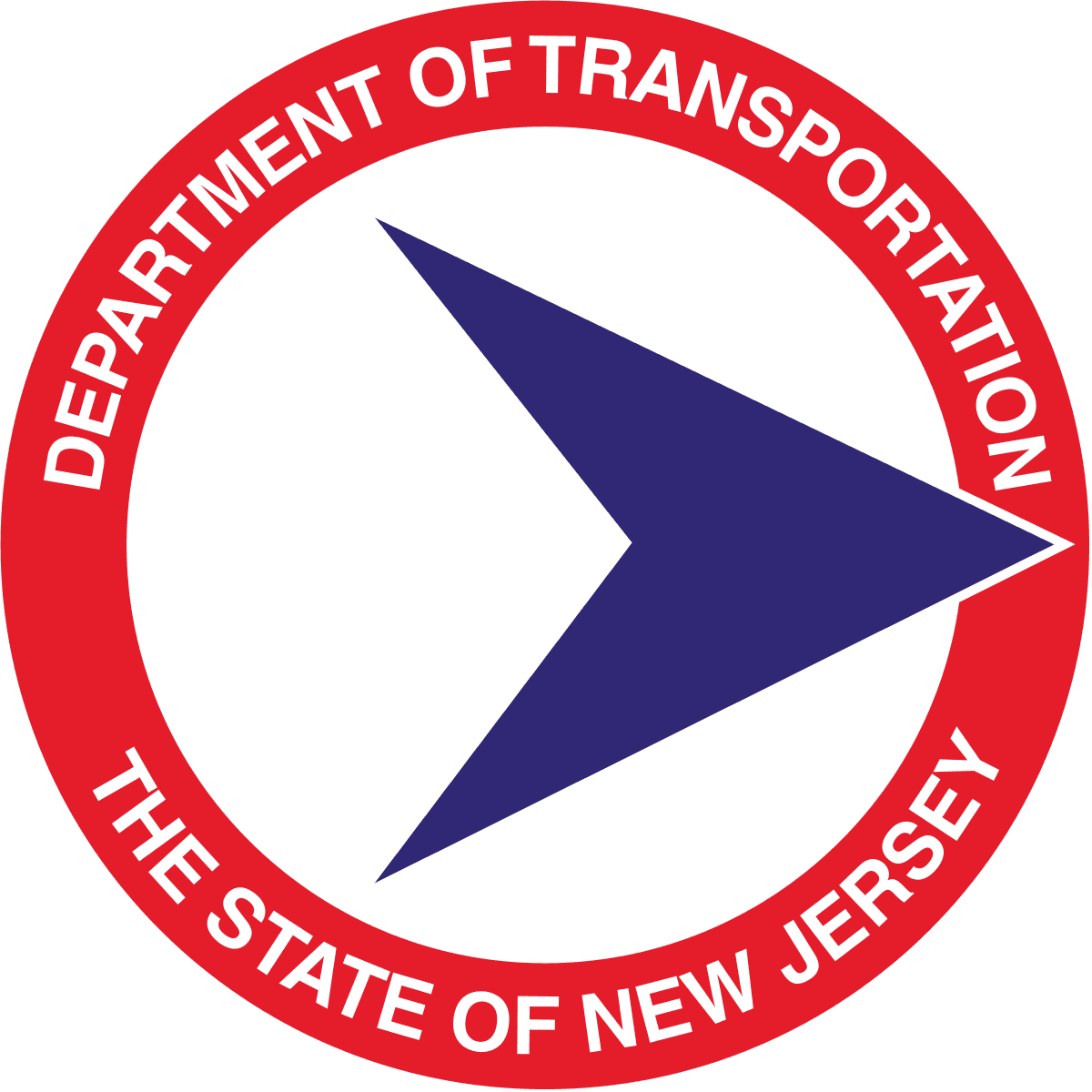 New Jersey Department of Transportation Seal